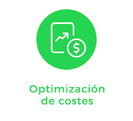 Optimización de costes