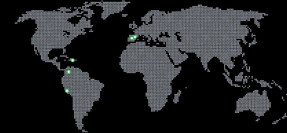 plataforma colaborativa de gestión de proveedores mapa oficinas itbid